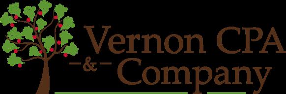 VERNON CPA logo